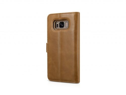 Samsung Galaxy S8 Leather Wallet Case