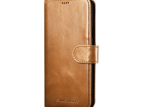Samsung Galaxy S9 Plus Leather Wallet Case