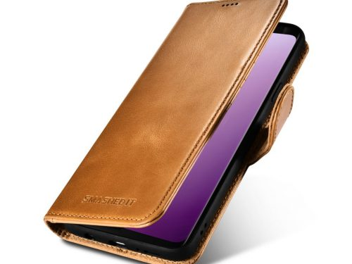 Samsung Galaxy S9 Leather Wallet Case
