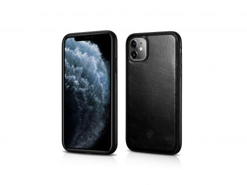 iPhone 11 Leather Rear Case