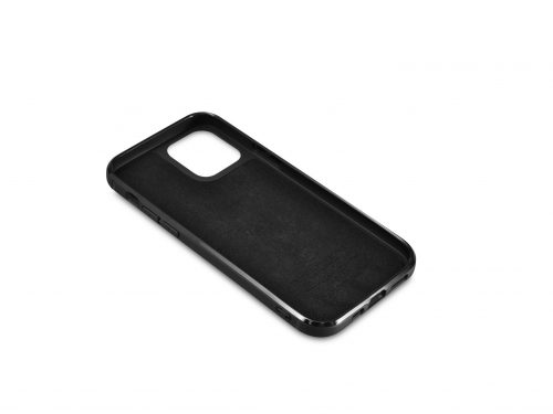 iPhone 12 Leather Rear Case