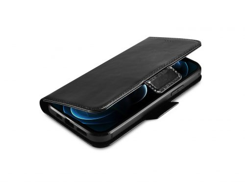 iPhone 12 Pro Max Leather Wallet Case - 2 in 1 Detachable